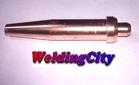 WeldingCity Acetylene Cutting Tip 4202-7 #7 for Purox Torch