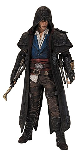 Assassin's Creed Mcfarlane Toys Syndicate Exclusive Jacob Frye Blackguard Outfit -