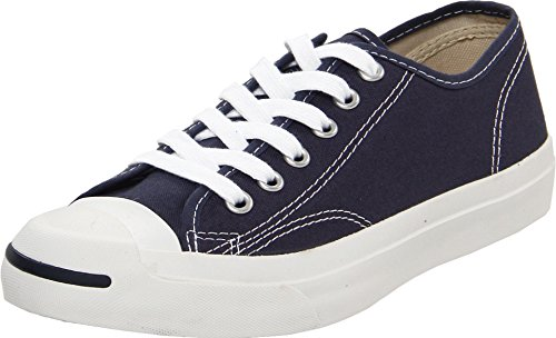Converse Jack Purcell CP Canvas Low Top, Navy Blue/White, Men's 6.5, Women's 8 Medium