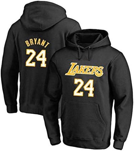 Los Angeles Lakers Kobe Bryant Hoodie - Nba Long Sleeve Sweatshirt ...