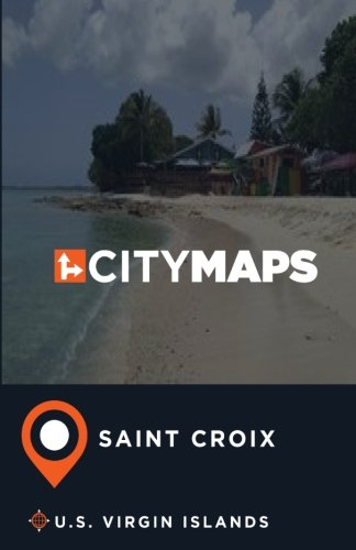 City Maps Saint Croix U.S. Virgin Islands
