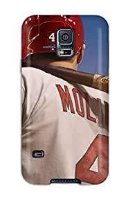 Best st_ louis cardinals MLB Sports & Colleges best Samsung Galaxy S5 cases 6934772K736686286