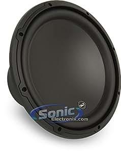 """JL Audio 12W3v3-2 12"""" Single 2 ohm W3v3 Series Subwoofer 12W3v3"""