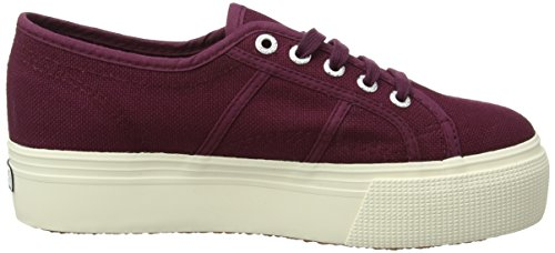 Violett 2790 Down and Acotw Up Donna Violet Prune Sneaker Superga Linea qH6BP6O