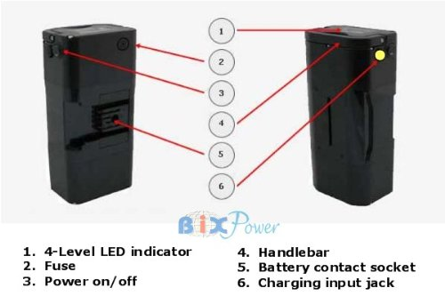 2A AC//DC Adapter Compatible with 36V 36 Volts 36 Volt 36Vdc NCM Lithium Battery Ebike Bicycle Output 42VDC 1.5 Amp w//Barrel Tip UpBright 42V 1.5A 2 Amps DC42V 42.0V Power Supply Cord Charger