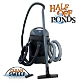 HALF OFF PONDS CleanSweep 1400 Pond Vacuum with a