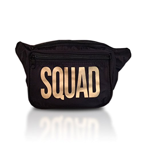 Who's Your Fanny Squad Fanny Pack - Birthday, Festival, Bachelorette Party Must (Waist Your)