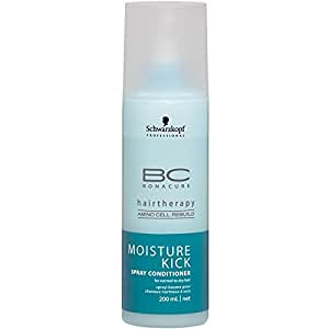 Schwarzkopf BC Bonacure Moisture Kick Spray Conditioner, 6.8 oz