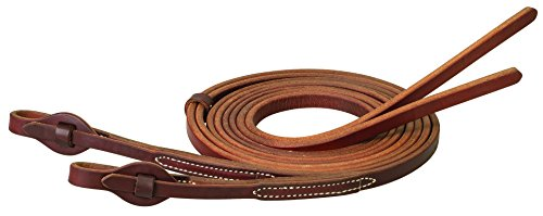 Heavy Rein - Weaver Leather Working Tack Extra Heavy Harness Leather Quick Change Reins