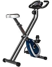 Ultrasport F-Bike Vélo Dossier, Ordinateur d'Entraînement et Application, Facilement Pliable d'Appartement Mixte Adulte