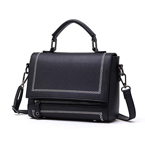 Tendencia de hombro de A Ambiente mensajero de hombro bandolera Elegante elegante bolso bolso A de bolso de un sencillo Conocimiento versátil FB1qrF
