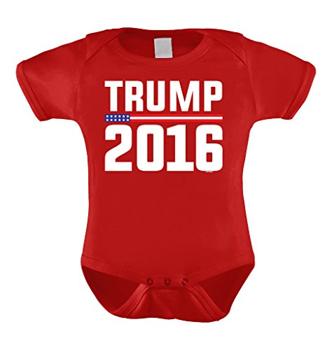 HAASE UNLIMITED Donald Trump Bodysuit