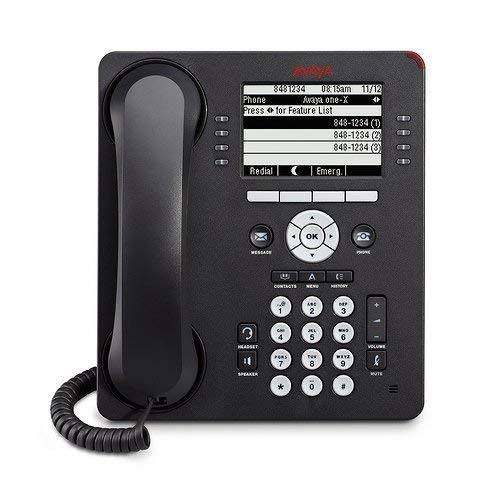 Avaya 9608 IP Phone (Renewed) by Avaya