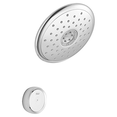 American Standard 9035474.002 Spectra+ eTouch 4-Function Shower Head, 2.5 GPM, Polished Chrome