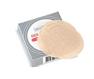 Amazon.com: beanplus Ronda Filtro de café Pack (100) (para ...