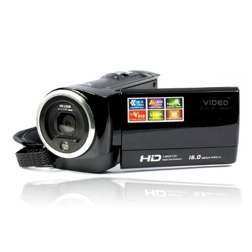 16MP Digital Video Camcorder Camera with 16X Zoom