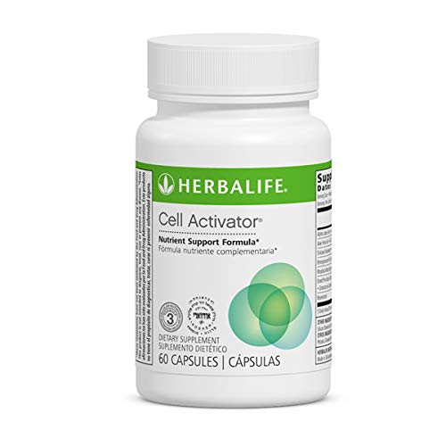 Nutrient Support Formula Cell Activator 60 Capsules W/Aloe V
