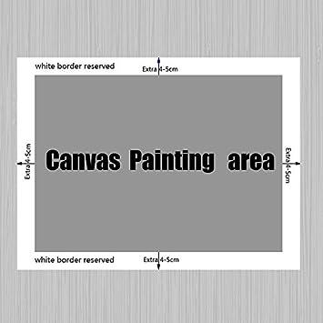 YuanMinglu Alfa Romeo Superauto/_Sportwagenplakate f/ür Schlafzimmer/_Auto Leinwanddruck Wandkunst Bild Leinwanddrucke/_Rahmenlose Malerei 30x45cm
