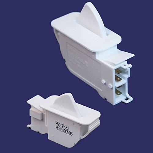 LG Electronics 6600JB1010A Refrigerator Door Push Button - Refrigerator Commercial Manual