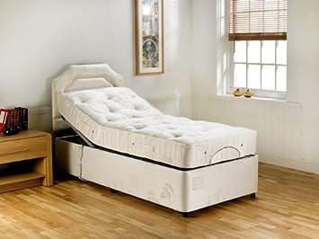 Ajustable de la Paige de la cama tranquilice componentes ...