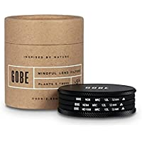 Gobe ND Filter Kit 52mm MRC 12-Layer: ND8, ND64, ND1000