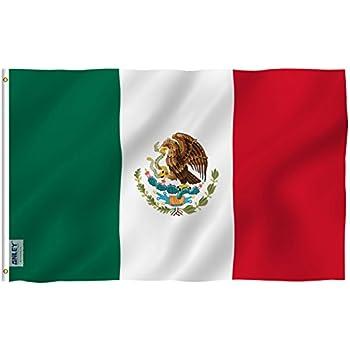 Amazon.com : Mexico Small 4 X 6 Inch Mini Country Stick
