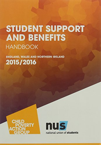 Student Support and Benefits Handbook 2015/16