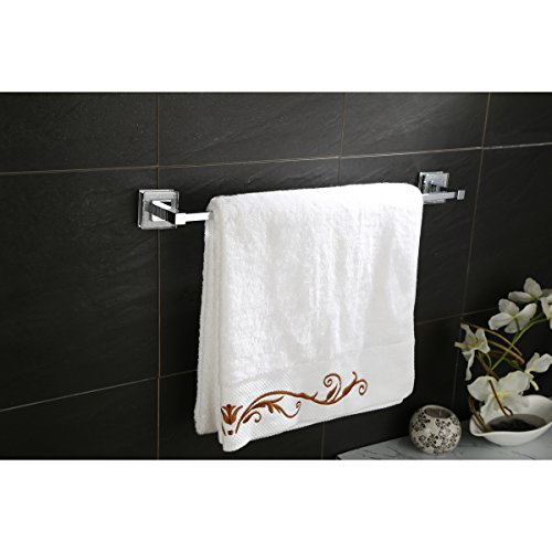 Ruvati RVA5006 Valencia 24 Towel Bar Luxury Bathroom Accessory, Crystal and Chrome by Ruvati (Image #3)