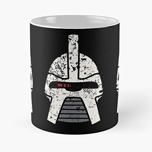 - Vector Retro Space Robot - Coffee Mugs Best Gift For Father Day