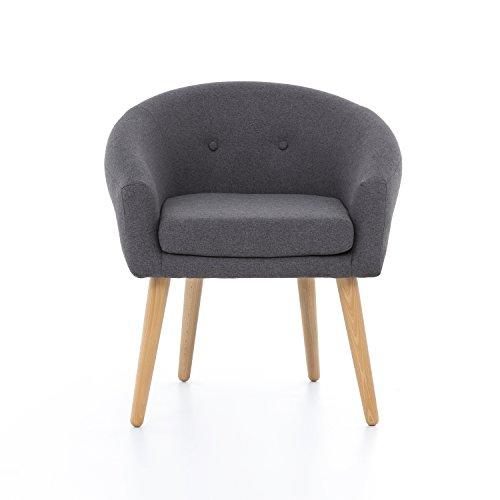myHomery-Milo-Lounge-Sessel-gepolstert-Polsterstuhl-fuer-Esszimmer-Wohnzimmer-Vintagesessel-mit-Armlehnen-Eleganter-Armlehnenstuhl-aus-Stoff-Retro