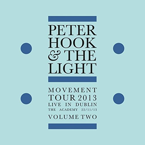 Peter Hook and the Light - Movement: Live In Dublin Vol 2 [No USA] (Colored Vinyl, White, Limited Edition, United Kingdom - Import)