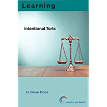 Intentional Torts (Learning Series)