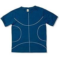 Camiseta Competição Azul Green - Infantil Menino