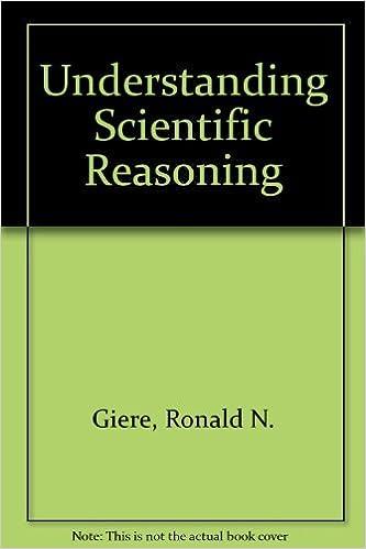 Understanding Scientific Reasoning Giere Download