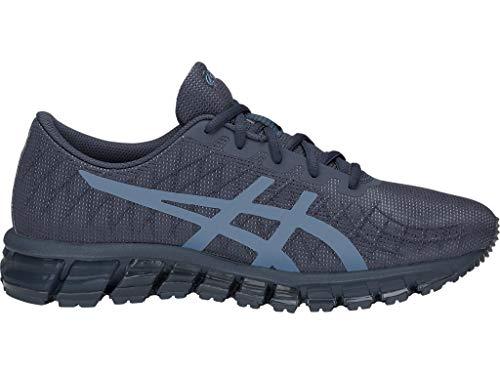 ASICS Men's Gel-Quantum 180 4 Running Shoes, 11.5M, Tarmac/Steel Blue