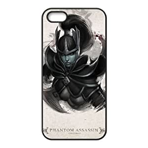Dota 2 iPhone 4 4s Cell Phone Case Black 218y-872372