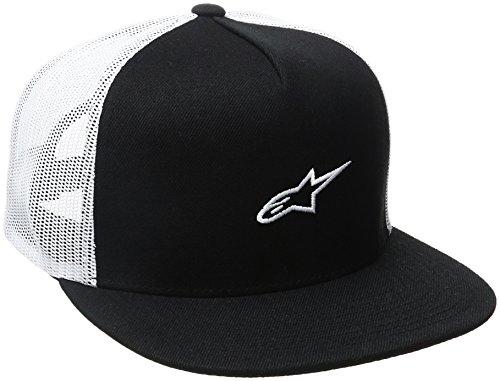 Alpinestars Mens Amigo Trucker Hat, Black, One Size