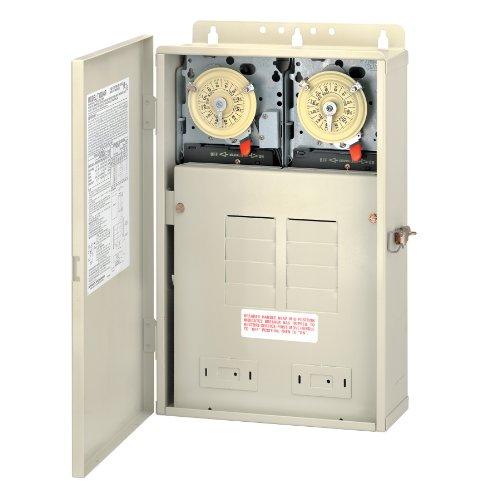 Intermatic T32404R Control Panel