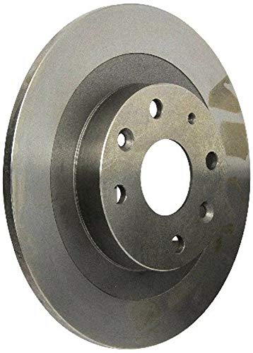 Bendix PRT1504 Metallic Brake Rotor (Brake Ford Escort Bendix)