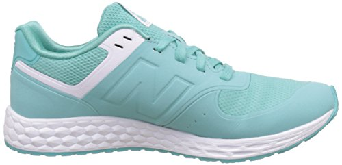 New Balance Women 574 Fresh Foam WFL574AW (Teal/Aquarius/White) Aquarius qxe1kIDIS