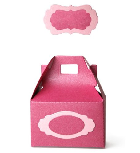 We R Memory Keepers Bakery Box Cookie Cutter Die (Tool Quickutz Box)