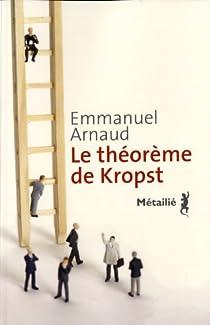 Le théorème de Kropst par Arnaud