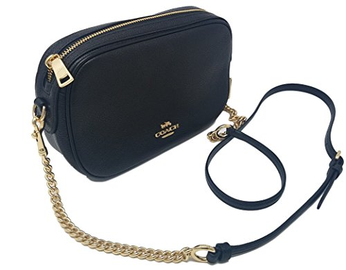 COACH Isla Chain Crossbody (Small Coach Bag)