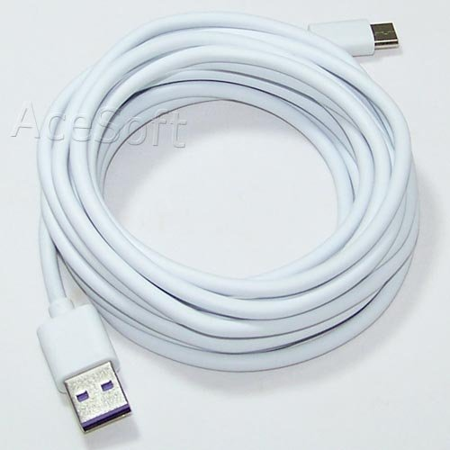 High Stability 9 Feet/3M Extra Long USB 3.1 Data Sync Cable