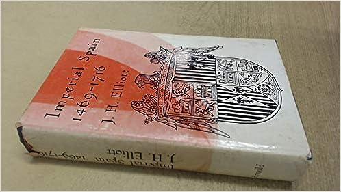 La España Imperial 1469-1716: Amazon.es: J.H. Elliott, Vicens-Vives.: Libros