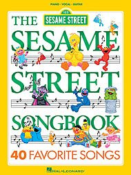 Sesame Street Songbook Softcover ()