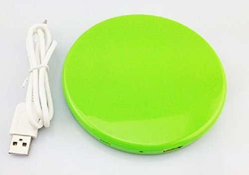 Solar Powered 203622-01 ECO Window Charger in a Smooth Round