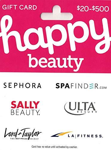 Amazon Happy Beauty Gift Card 50 Cards