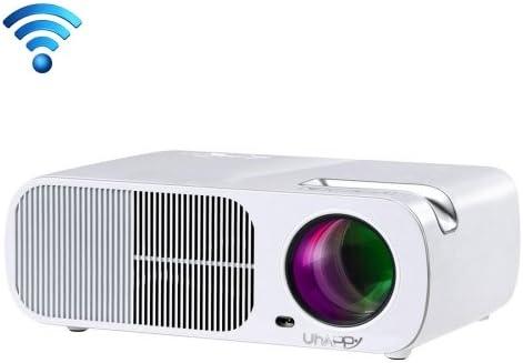Uhappy u20 Pro WiFi 2600lm 1080P Home Theater 800 * 480 Mini ...