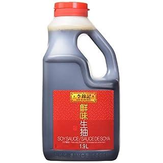 1 of Lee Kum Kee Soy Sauce, 64 oz plastic bottle